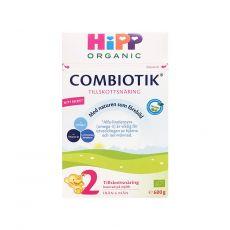 [保税区]Hipp Combiotik 2 Tillskottsnäring Från 6 Månader瑞典喜宝有机益生菌2段6个月以上 600g