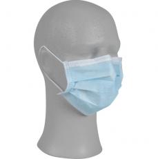 [丹麦]Abena蓝色/绿色医用口罩单盒 颜色随机(50个/盒)