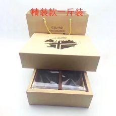 海参精装礼盒+手提袋500g